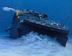 ESTAFA: DEUDA SOBERANA, la preparación de la RESERVA FEDERAL. Hundimiento del TITANIC